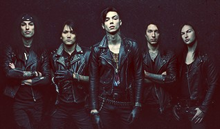 Black Veil Brides tickets at Fox Theater Pomona in Pomona
