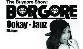 Borgore tickets at Ogden Theatre in Denver