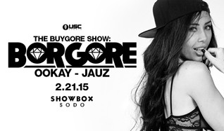 Borgore tickets at Showbox SoDo in Seattle