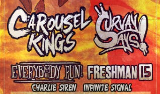 Carousel Kings & Survay Says in The Nether Bar tickets at Mill City Nights in Minneapolis