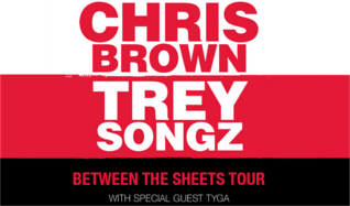 Chris Brown  with Trey Songz featuring Tyga tickets at Target Center in Minneapolis