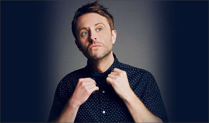 Chris Hardwick tickets at Hippodrome Theatre in Baltimore