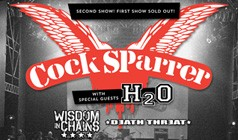 Cock Sparrer  tickets at Trocadero Theatre in Philadelphia