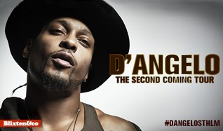 D'Angelo tickets at Annexet in Stockholm