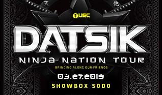 DATSIK tickets at Showbox SoDo in Seattle