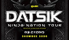 DATSIK tickets at Showbox SoDo in Seattle