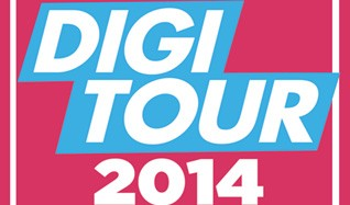 DigiTour 2014 tickets at Trocadero Theatre in Philadelphia