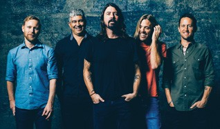 Foo Fighters tickets at Fiddler's Green Amphitheatre in Greenwood Village
