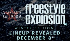 Freestyle Explosion NJ - Winter Edition II tickets at Starland Ballroom in Sayreville