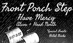 Front Porch Step tickets at The Roxy Theatre in Los Angeles
