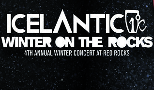Icelantic's Winter on the Rocks feat. Major Lazer & Damian Marley tickets at Red Rocks Amphitheatre in Morrison