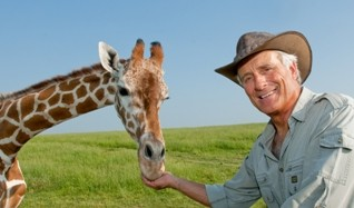 Jack Hanna tickets at City National Grove of Anaheim, Anaheim