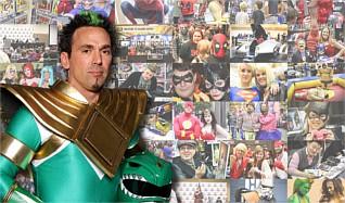 Jason David Frank Meet & Greet @ Wizard World Tulsa Comic Con 2015 tickets at Cox Business Center in Tulsa