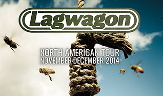 Lagwagon tickets at Fonda Theatre in Los Angeles
