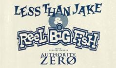 Less Than Jake and Reel Big Fish tickets at Starland Ballroom in Sayreville