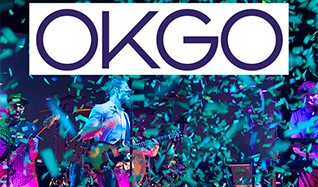 OK Go tickets at The Warfield in San Francisco