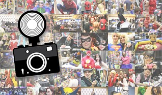 Photo Ops @ Wizard World Tulsa Comic Con 2015 tickets at Cox Business Center in Tulsa