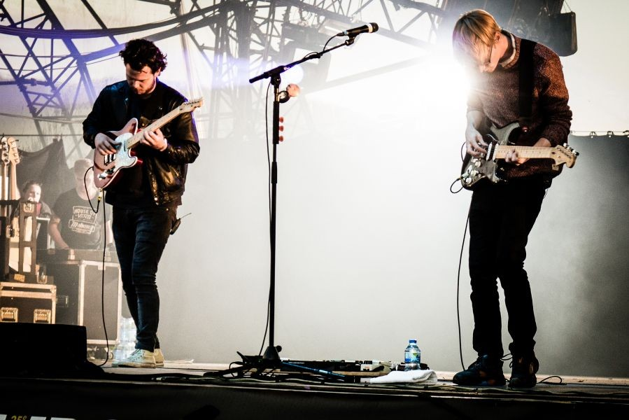 British band Alt-J to play Raleigh's Red Hat Amphitheater April 3