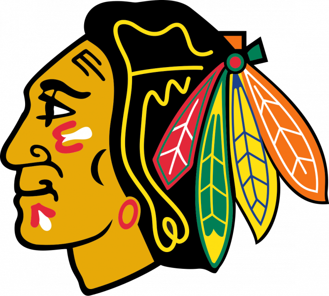 Blackhawks beat Flames 4-3