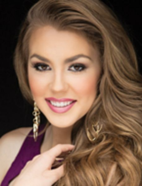 Mary Calkins crowned Miss Georgia Teen USA