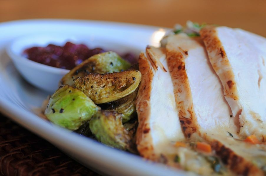 Chicago dining features Thanksgiving specials