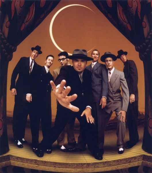Big Bad Voodoo Daddy's Wild and Swinging Holiday Party to stop by The Orleans