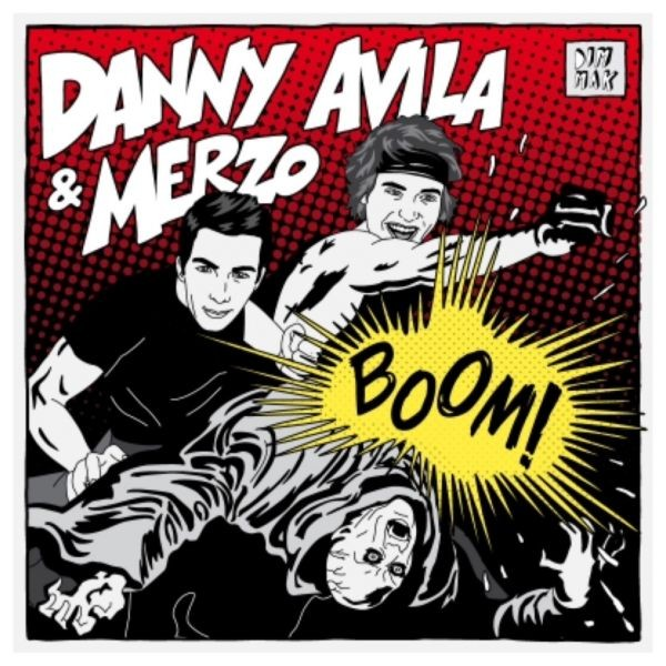 Danny Avila & Merzo 'BOOM!' out today on Dim Mak Records