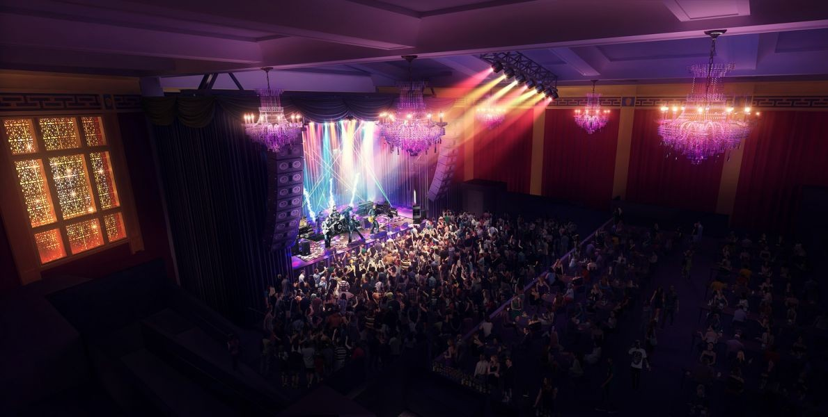 Berkeley movie palace to become concert venue