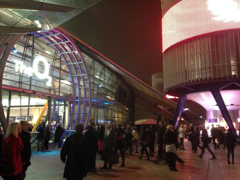 A week in the life of The O2: Day 3
