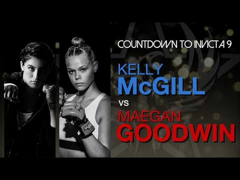 Exclusive interview with fast-rising MMA phenom Kelly 'Killer' McGill
