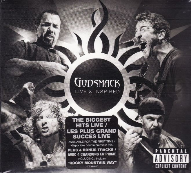The 10 best Godsmack songs