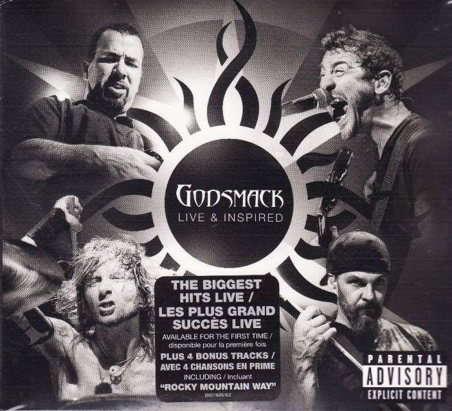 The 10 best Godsmack songs