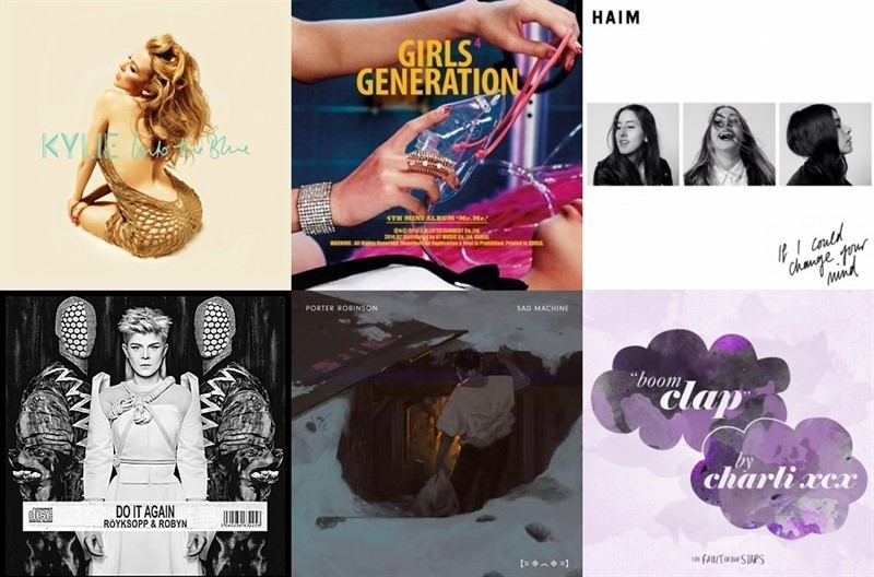 Midyear in review: The top six songs of 2014 (so far)