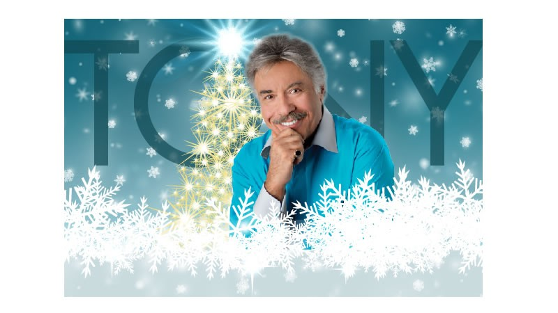 Legendary artist Tony Orlando to bring Christmas, hits to Bethlehem residency