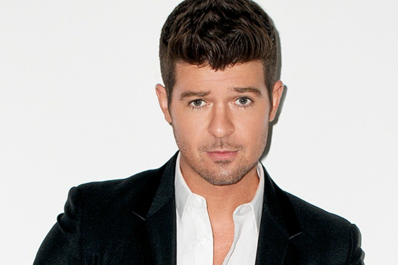 Robin Thicke, Drake and Miguel to host New Year's Eve parties on the Vegas Strip