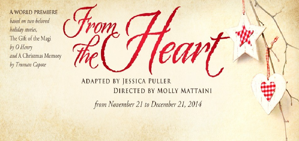 'From the Heart' touches the heart at Citadel Theatre