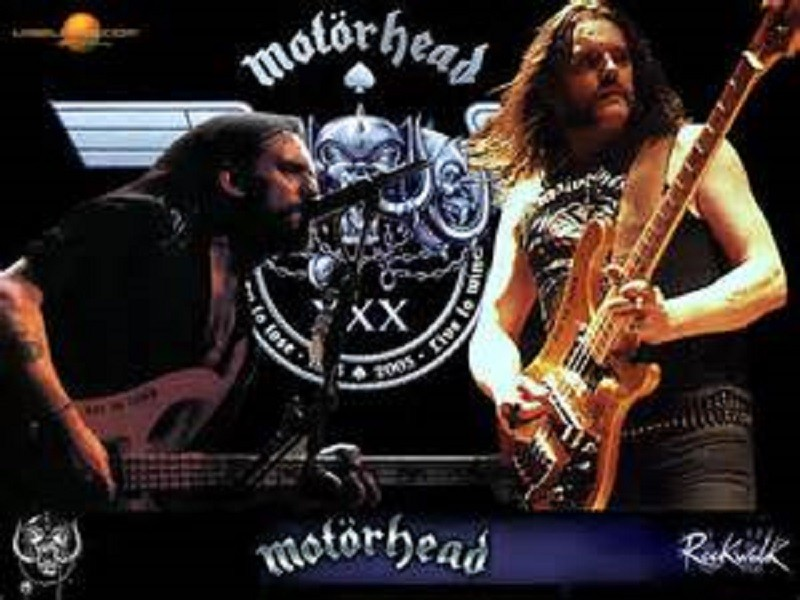Motorhead...Hard driving rock 'n' roll, with heart and soul...
