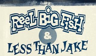 Reel Big Fish & Less Than Jake tickets at Best Buy Theater in New York