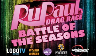 RuPaul's Drag Race: Battle of the Seasons **SOLD  ... tickets at Trocadero Theatre in Philadelphia