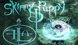 Skinny Puppy  tickets at Trocadero Theatre in Philadelphia
