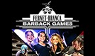 The 7th Annual Fernet-Branca Barback Games  tickets at The Regency Ballroom in San Francisco