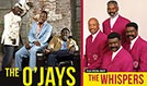 The O'Jays & The Whispers tickets at Nokia Theatre L.A. LIVE in Los Angeles