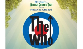 The Who tickets at Hyde Park in London