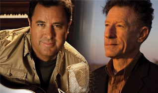 Vince Gill & Lyle Lovett tickets at Keswick Theatre in Glenside