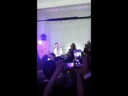 Maroon 5 crashes wedding for upcoming 39 sugar 39 video axs for Maroon 5 wedding video