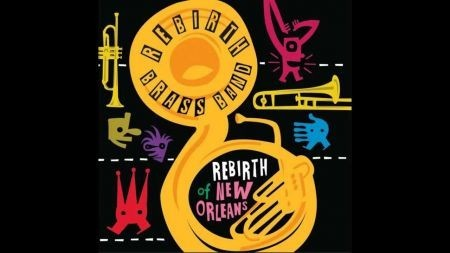 Dig some New Orleans funk with Rebirth Brass Band at Union Transfer on Dec. 26th