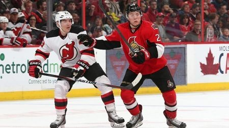 Devils get Elias back from injury as team returns home to face Senators