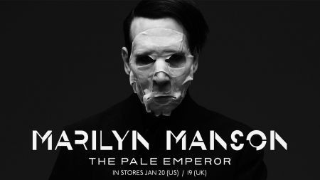 Marilyn Manson unveils 2015 tour dates in Canada