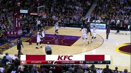 Hawks get revenge, rip Cavaliers 127-98 at The Q