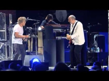 The Who announce Joan Jett as guest artist on 2015 North American tour